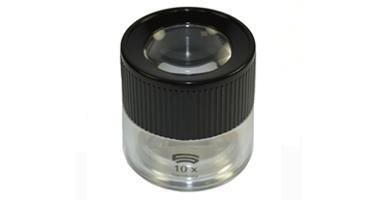 SCALE LOUPE FOR FOCUS CENTRING (lens magnifier)