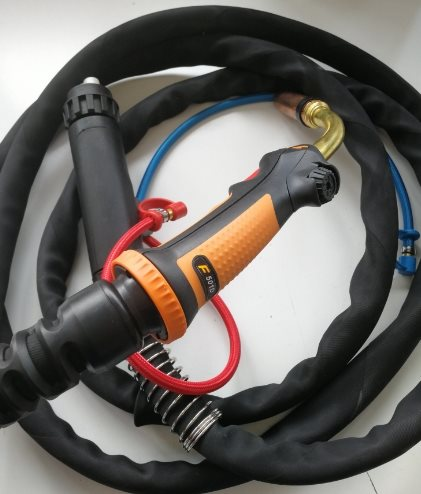 MM501D - Water Torch with potentiometer/regulering 4 meter euro connector-FITS migatronic machines