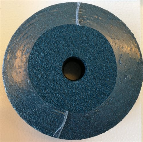 TO-4020 - Fiber disc Taipan Zirconium Ø125mm K60
